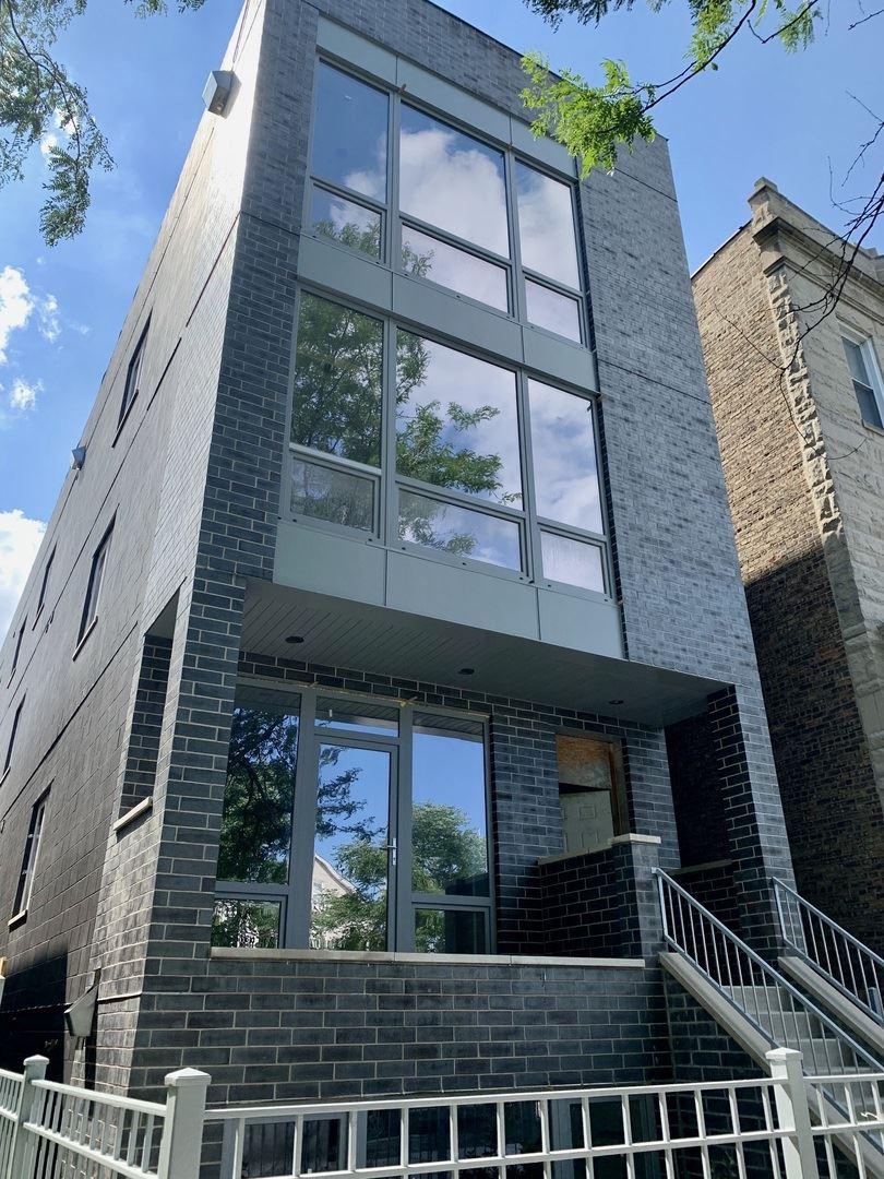 1938 N Kedzie Avenue #3, Chicago, IL 60647 - #: 10785579