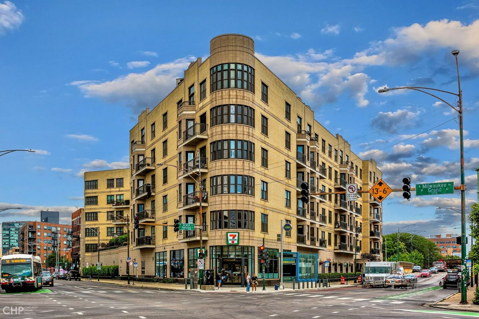 520 N Halsted Street #508, Chicago, IL 60642 - #: 11234579