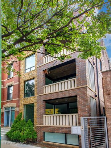 513 N May Street #3, Chicago, IL 60642 - #: 10613580
