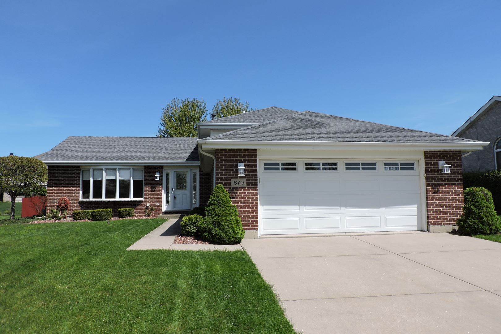 870 Belot Lane, New Lenox, IL 60451 - #: 10735581