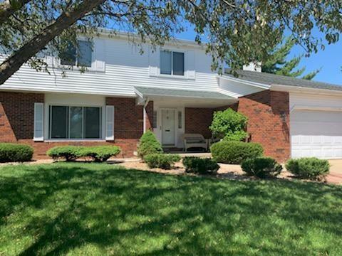 313 Carl Drive, Bloomington, IL 61704 - #: 10745581