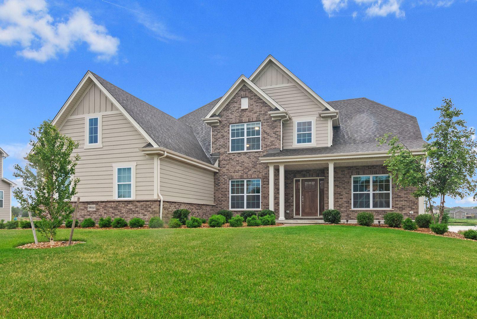 39W565 Norton Lake Drive, Campton Hills, IL 60175 - #: 10764581