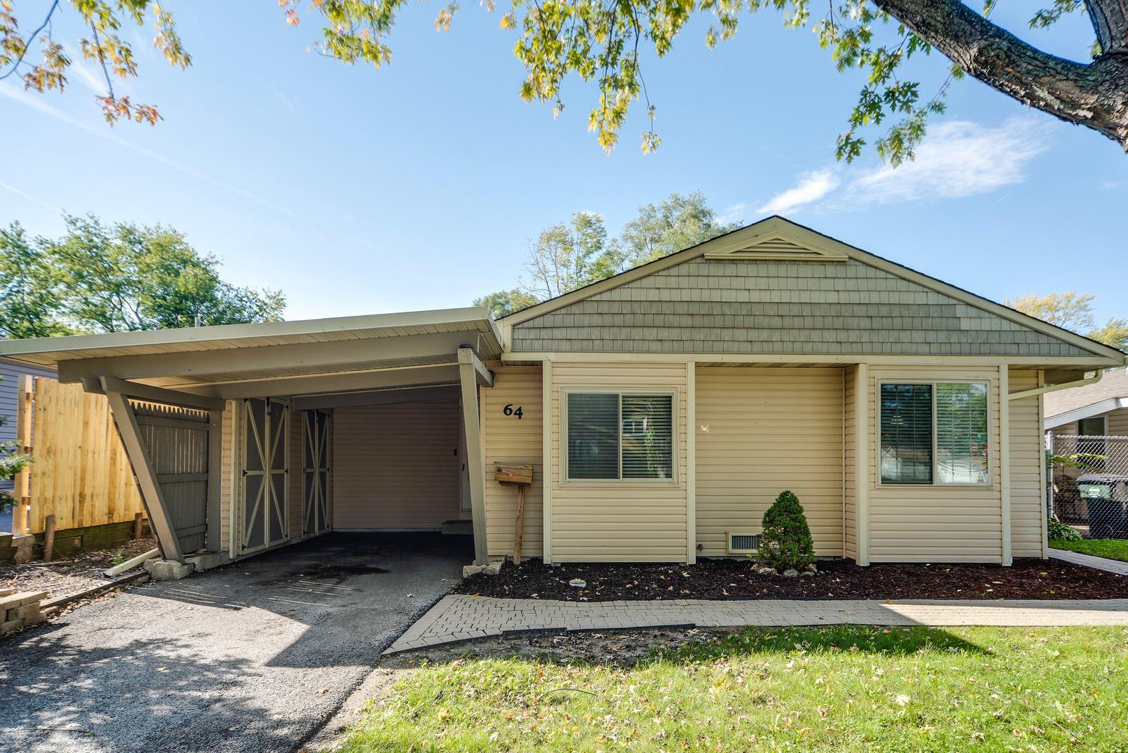64 N Ridgemoor Avenue, Mundelein, IL 60060 - #: 11252581