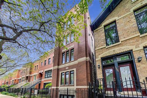 Photo of 1308 W Fillmore Street #4, Chicago, IL 60607 (MLS # 10721582)