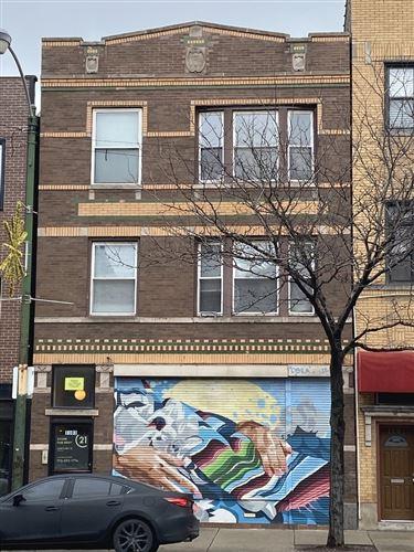 Photo of 1103 N Ashland Avenue #2F, Chicago, IL 60622 (MLS # 11129582)
