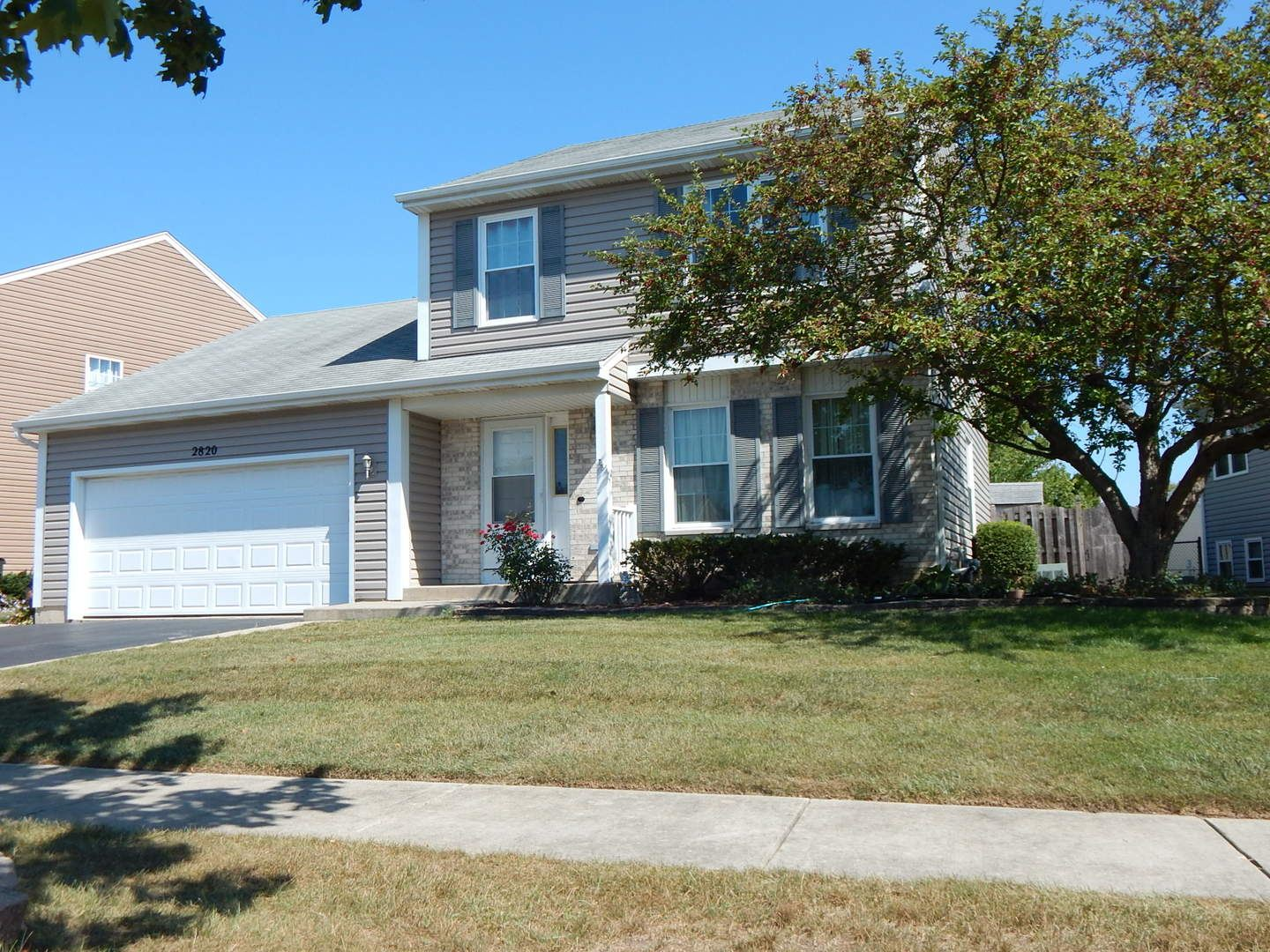 2820 Briarcliff Lane, Lake in the Hills, IL 60156 - #: 11221582