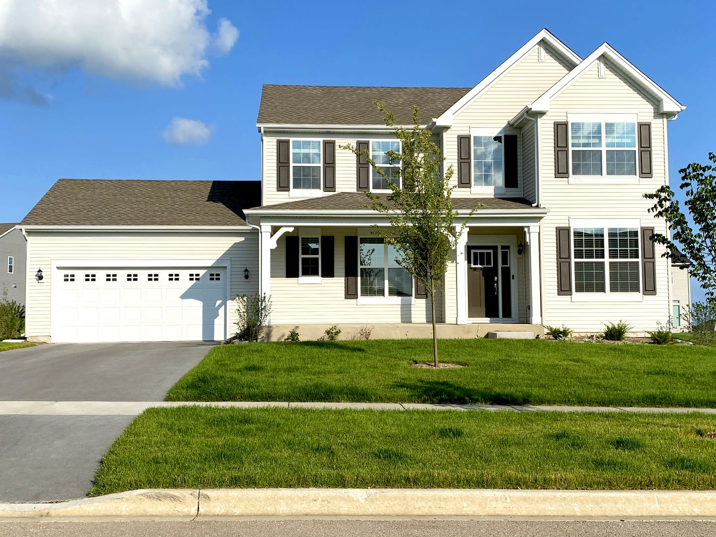 2161 Country Hills Drive, Yorkville, IL 60560 - #: 11228582