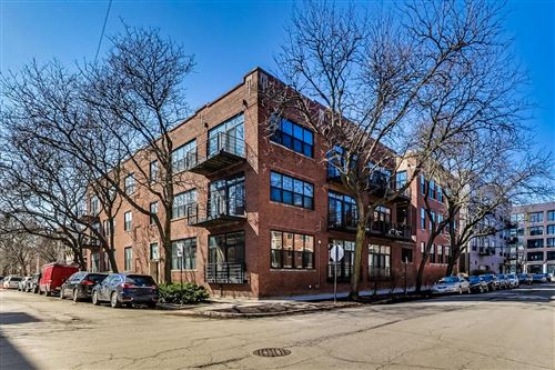 Photo of 1670 N CLAREMONT Avenue #108, Chicago, IL 60647 (MLS # 11035583)