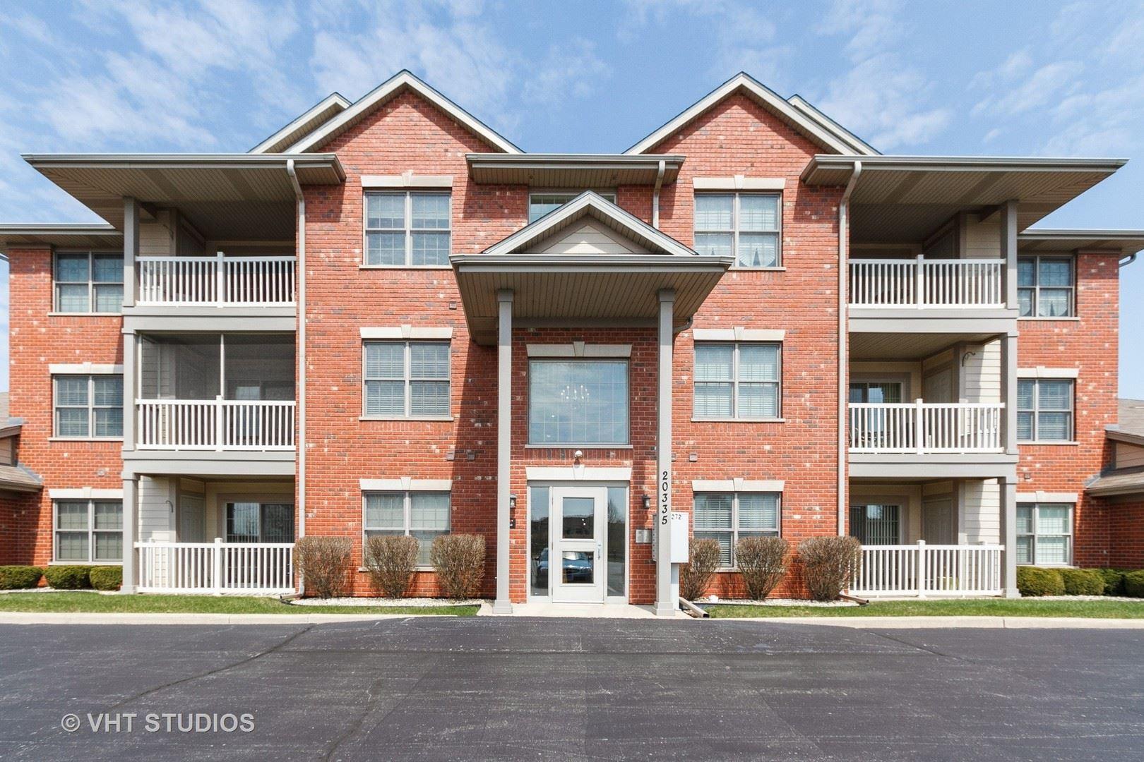 20335 S Rainford Drive #1B, Frankfort, IL 60423 - #: 10688583