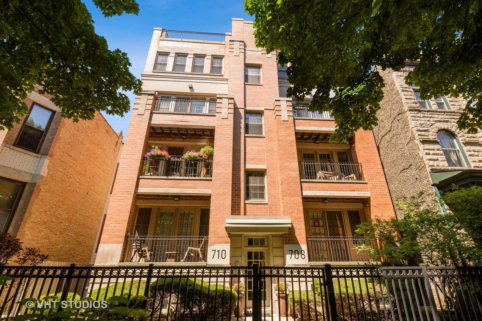 710 W ALDINE Avenue #301, Chicago, IL 60657 - #: 10798583
