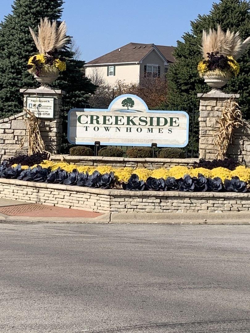 Photo of 264 S Alder Creek Drive #264, Romeoville, IL 60446 (MLS # 10926583)