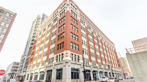 Photo of 732 South Financial Place #417, Chicago, IL 60605 (MLS # 10617585)