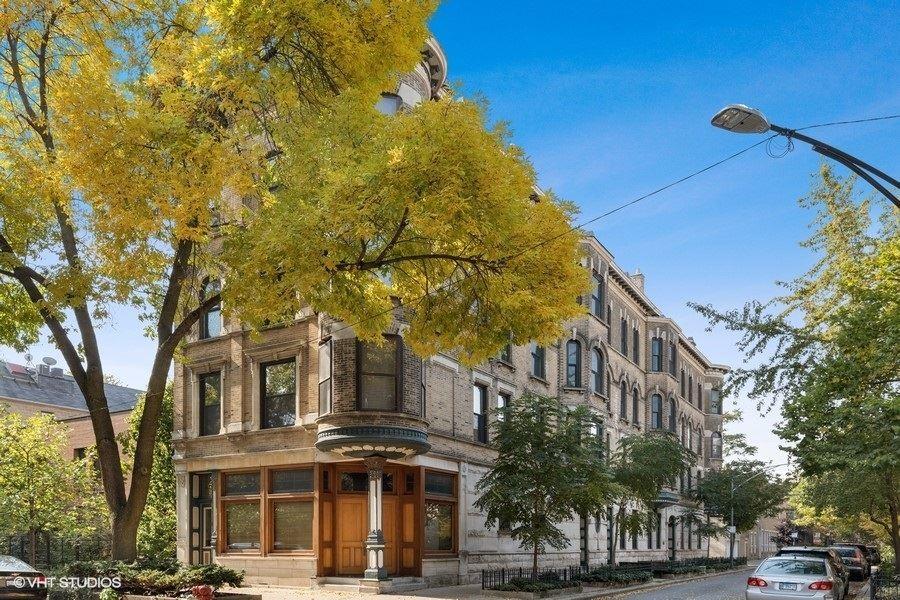1874 N FREMONT Street #4F, Chicago, IL 60614 - #: 11109585