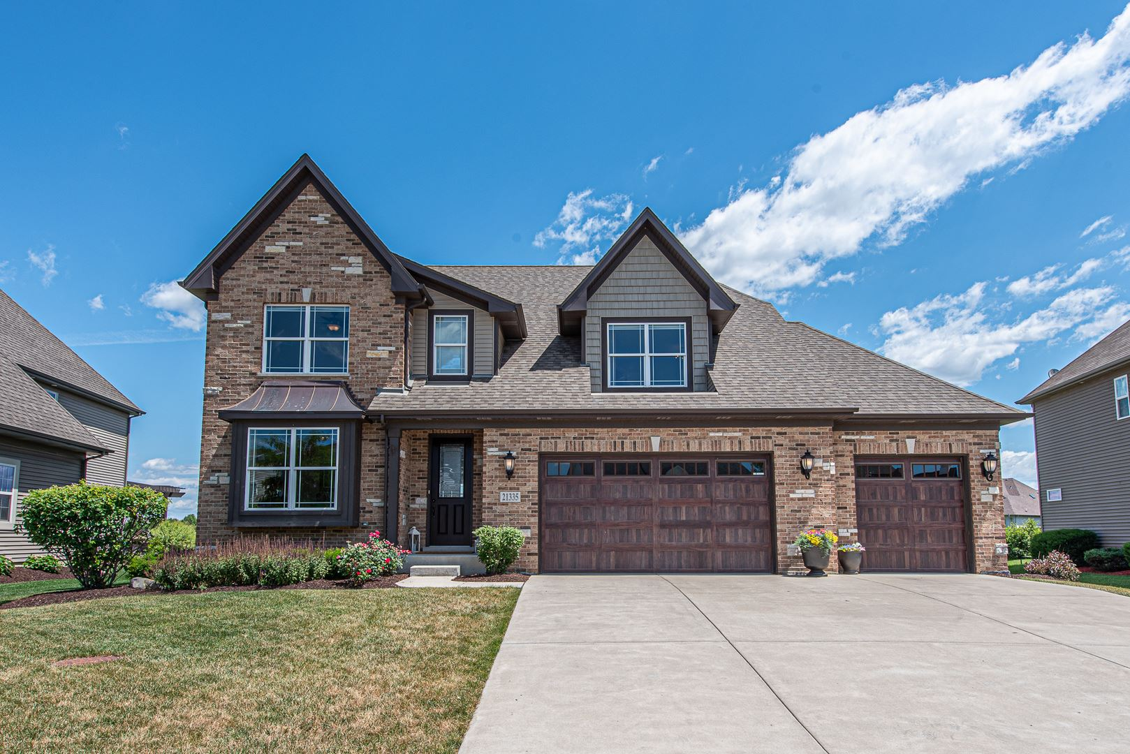 Photo of 21335 Willow Pass, Shorewood, IL 60404 (MLS # 11134585)