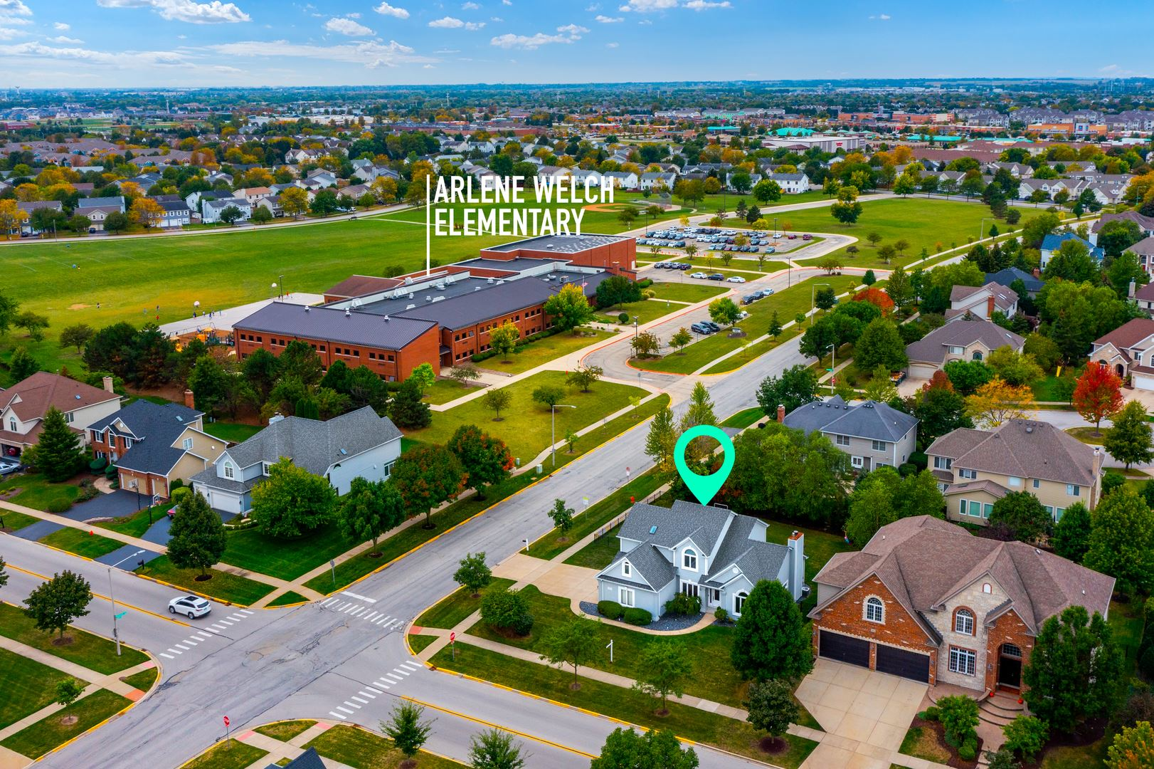 Photo of 2419 Skylane Drive, Naperville, IL 60564 (MLS # 11242585)
