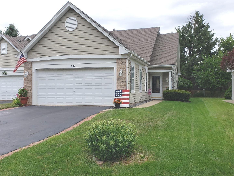 533 Northgate Circle, Oswego, IL 60543 - #: 10802587