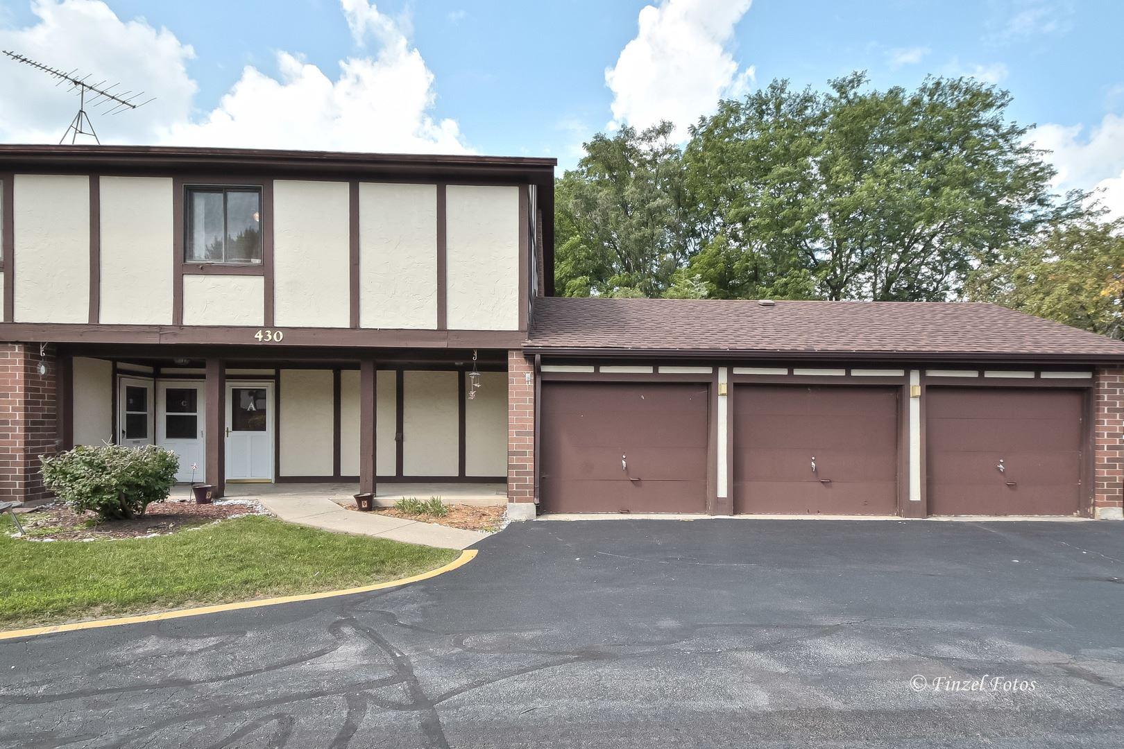 430 Brandy Drive #A, Crystal Lake, IL 60014 - #: 11237587