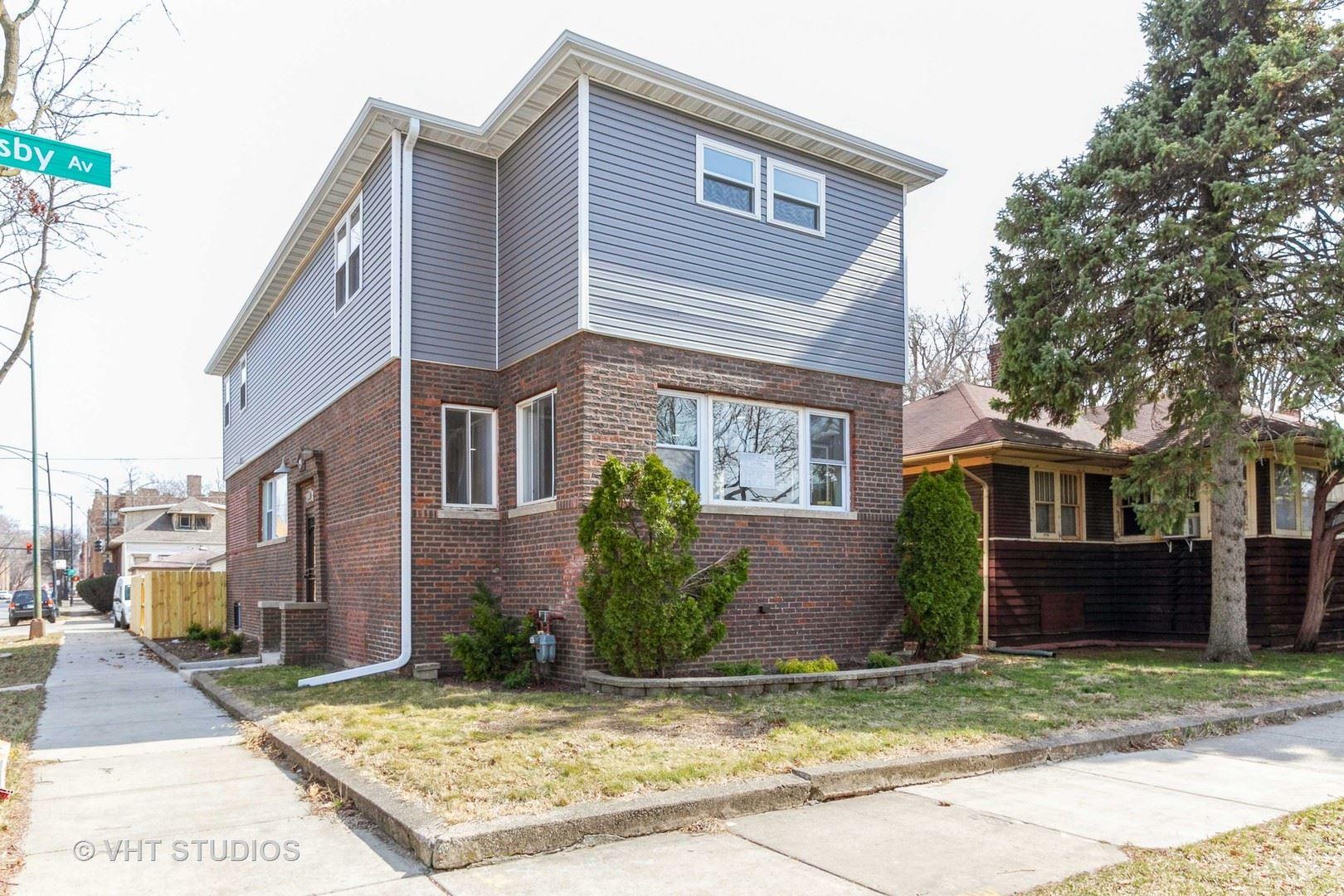 7601 S Oglesby Avenue, Chicago, IL 60649 - #: 11018588