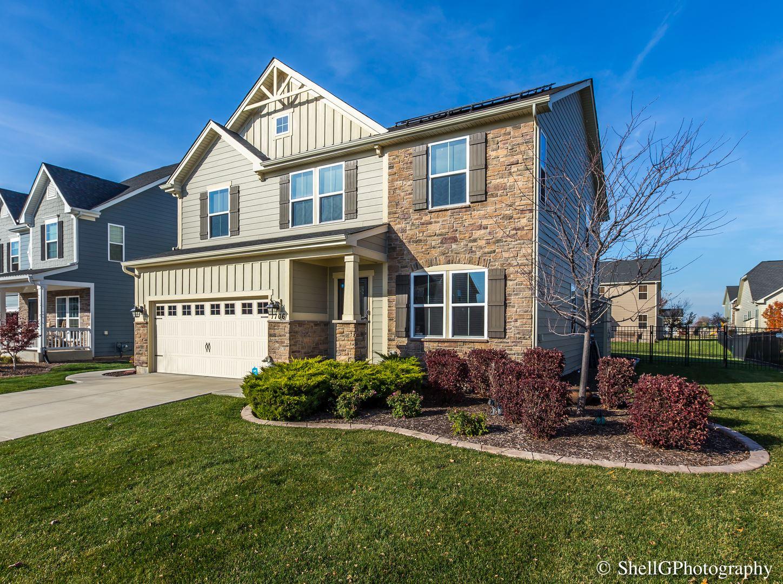 Photo of 1706 Metcalf Lane, Shorewood, IL 60404 (MLS # 10932590)