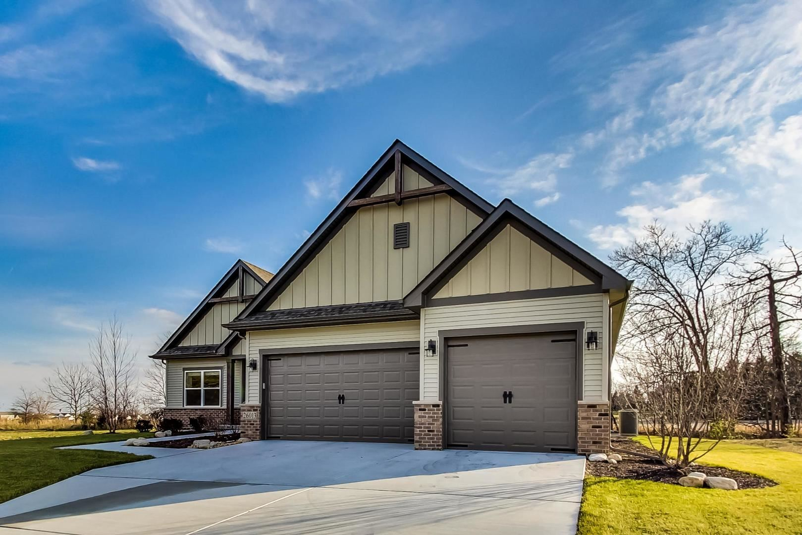 Photo of 26013 W Forrester Drive, Plainfield, IL 60585 (MLS # 10986590)