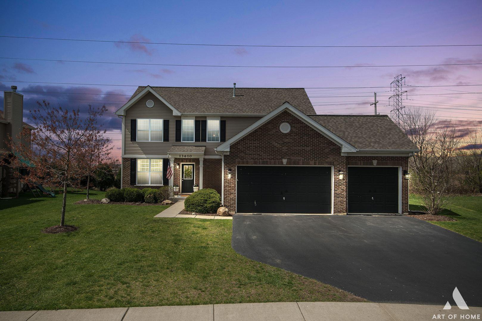 Photo of 13610 Taylor Court, Plainfield, IL 60544 (MLS # 11056590)