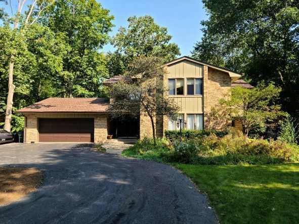 1841 Shaw Woods Drive, Rockford, IL 61107 - #: 11216590