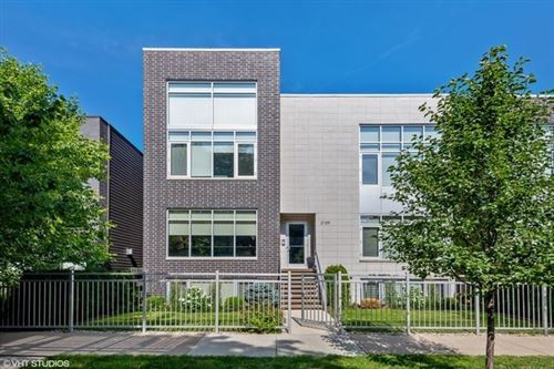 Photo of 2109 N CAMPBELL Street #1N, Chicago, IL 60647 (MLS # 10775591)