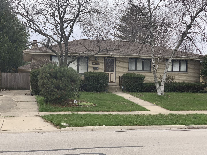 1026 N Fischer Drive, Addison, IL 60101 - #: 10691591