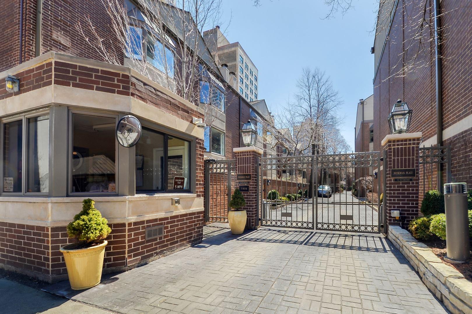55 W Goethe Street #1222, Chicago, IL 60610 - #: 10704591