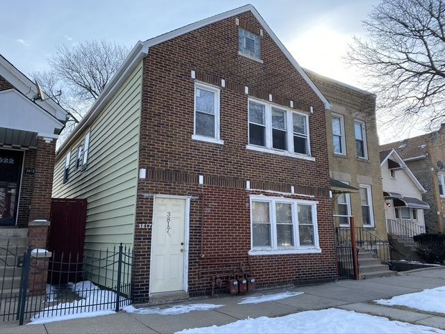 3817 S Honore Street, Chicago, IL 60609 - #: 10653592