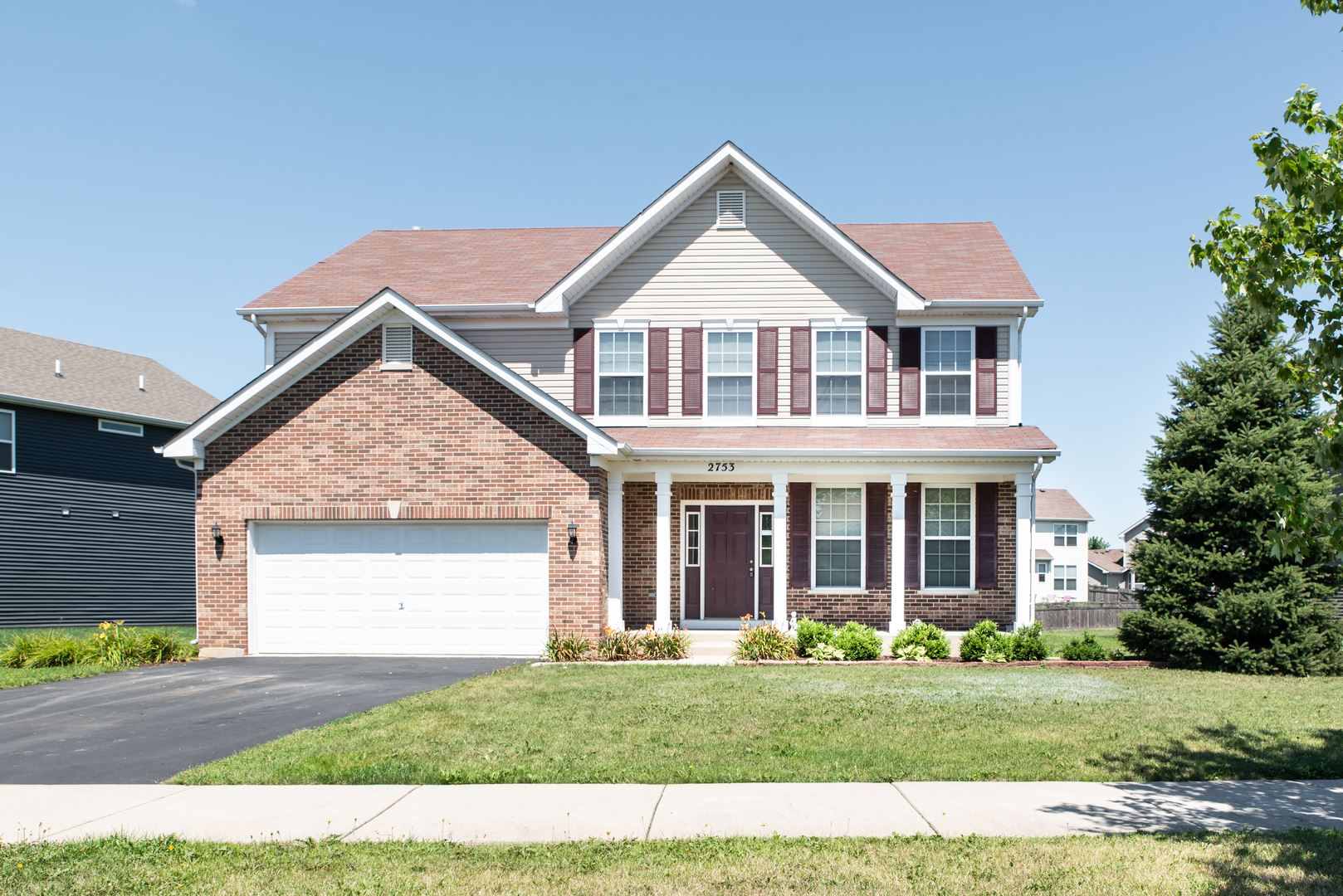 2753 Cranston Circle, Yorkville, IL 60560 - #: 10802592
