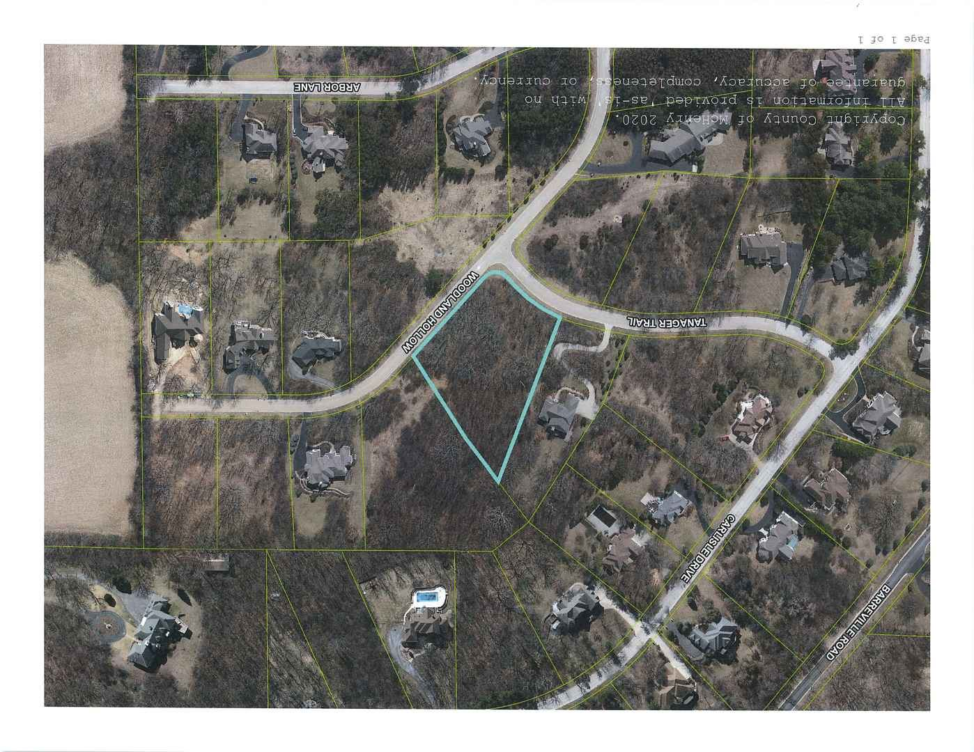4117 Woodland Hollow, Prairie Grove, IL 60012 - #: 10847593