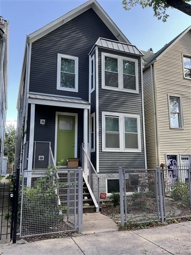 Photo of 1629 N Rockwell Street, Chicago, IL 60647 (MLS # 11248594)