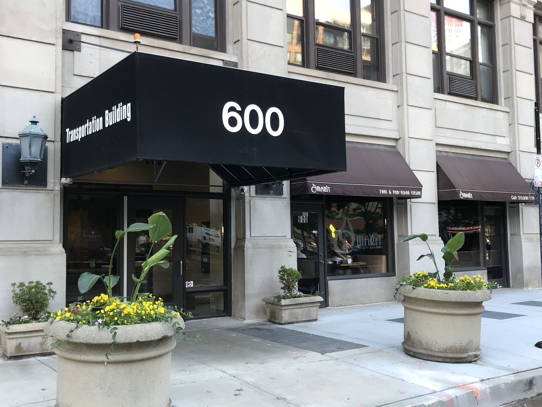 600 S Dearborn Street #616, Chicago, IL 60605 - #: 10779594