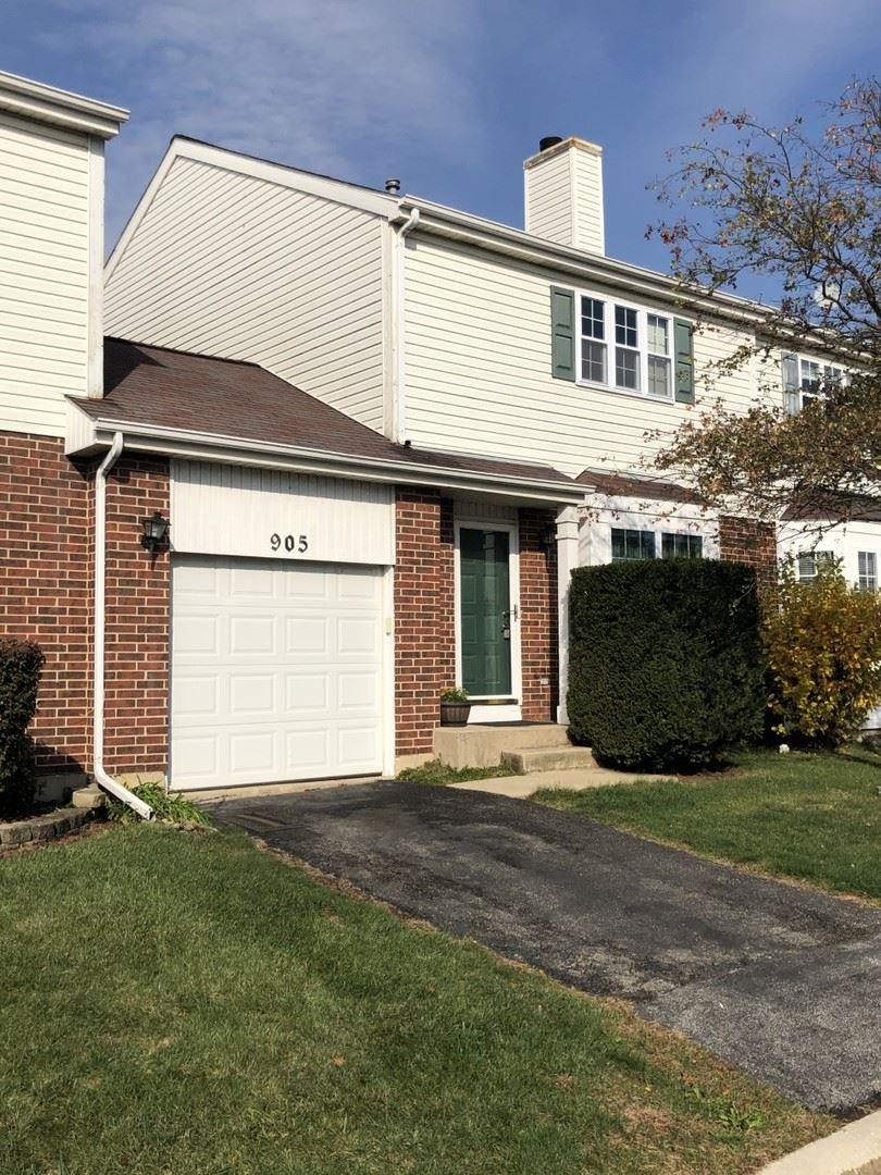 Photo of 905 Dunbridge Lane, Romeoville, IL 60446 (MLS # 10921594)