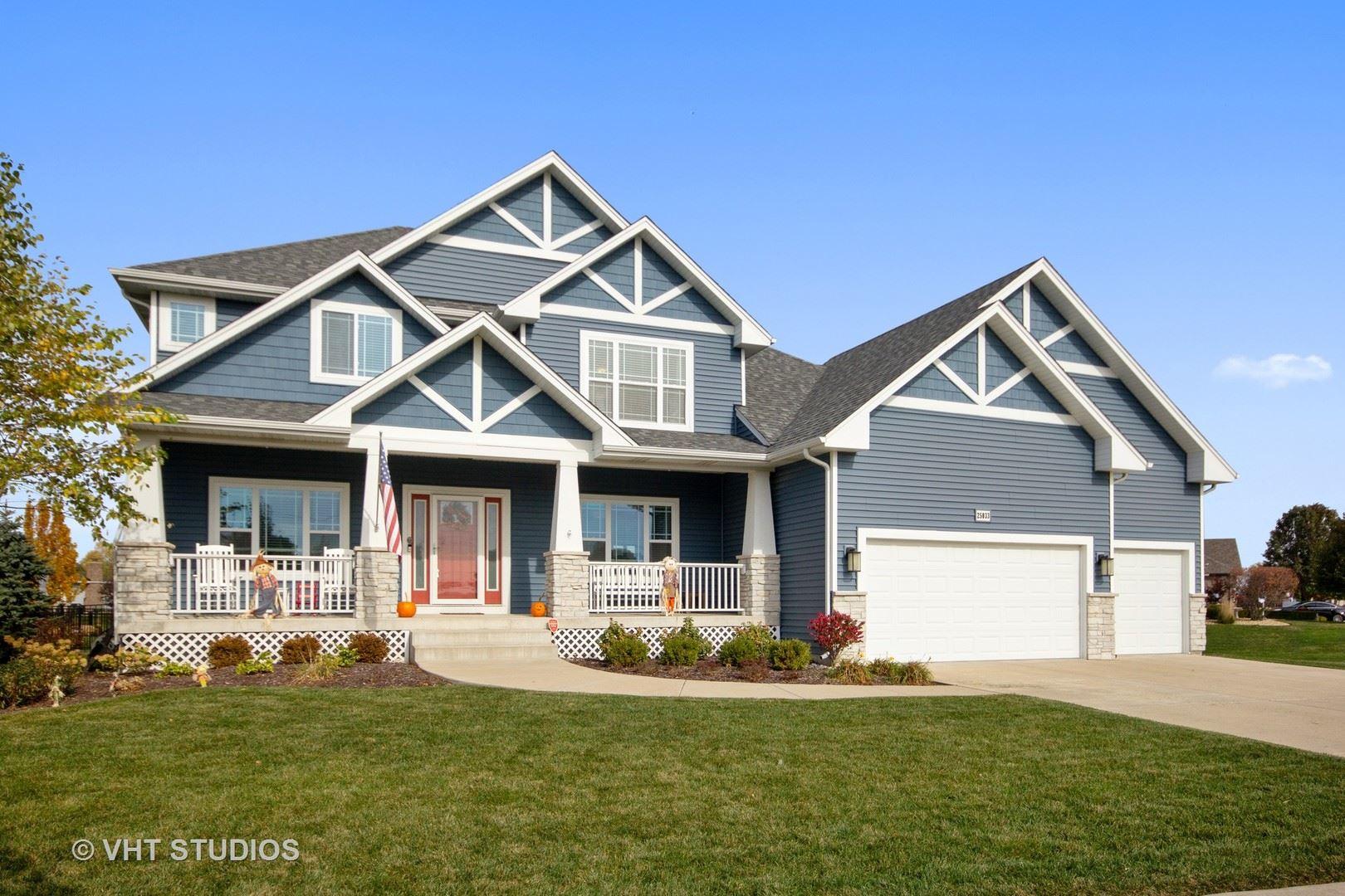 Photo of 25033 Thornberry Drive, Plainfield, IL 60544 (MLS # 10907597)