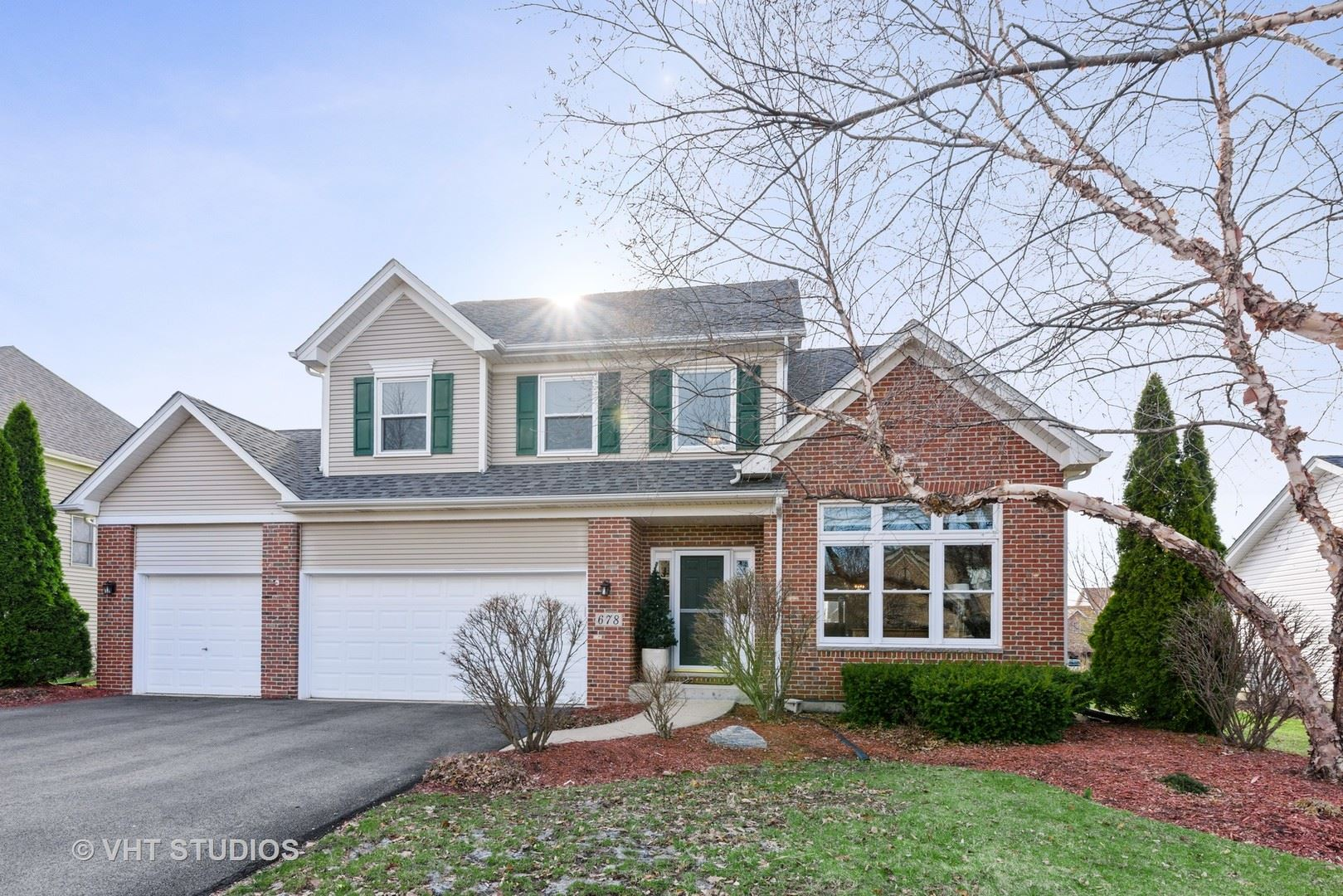 678 Chasewood Drive, South Elgin, IL 60177 - MLS#: 10733599