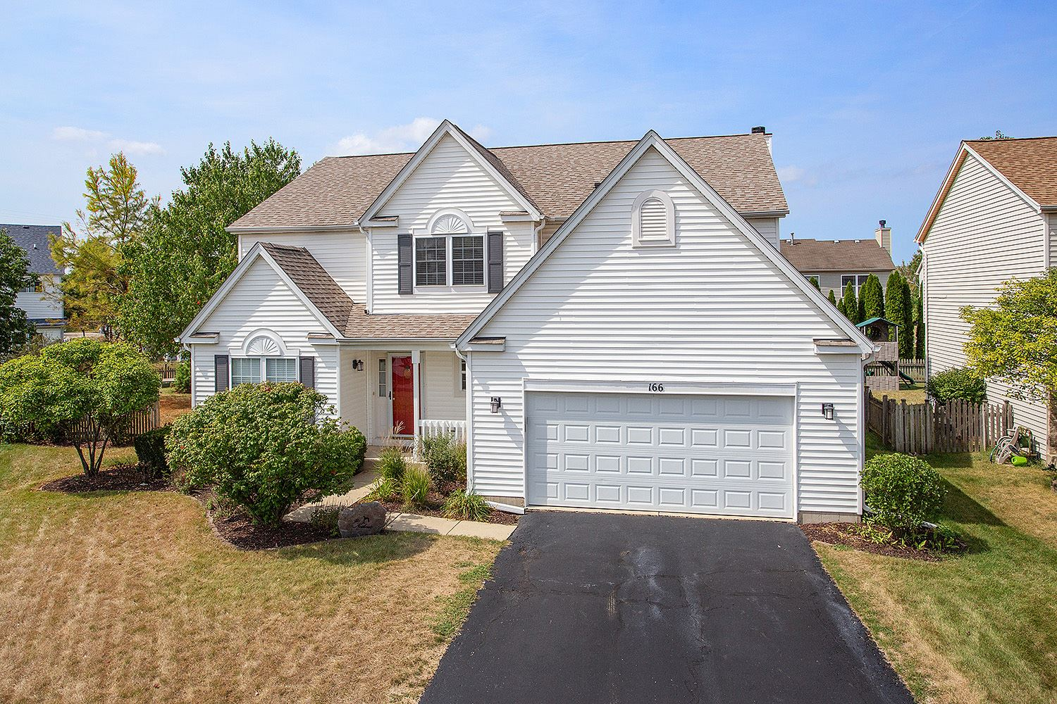 Photo of 166 Spring Hill Court, Romeoville, IL 60446 (MLS # 10852599)