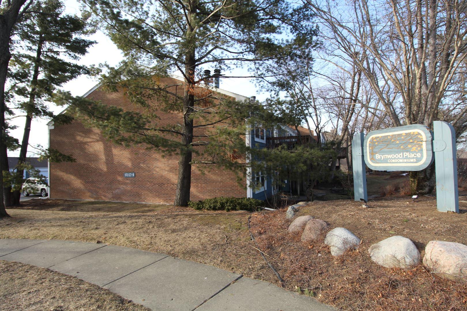 6104 Brynwood Drive #1, Rockford, IL 61114 - #: 11015599