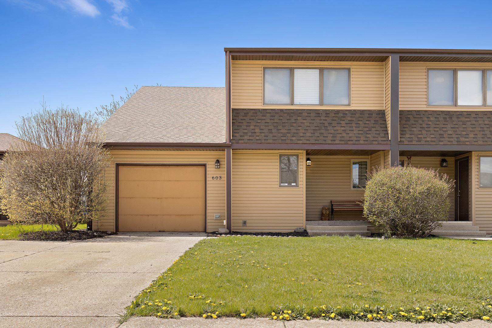 Photo of 603 S Raven Road, Shorewood, IL 60404 (MLS # 11055599)