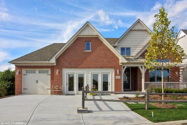 7245 Lakeside (LOT 11) Circle, Burr Ridge, IL 60527 - #: 10597600