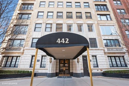 Photo of 442 W Wellington Avenue #12E, Chicago, IL 60657 (MLS # 10966601)