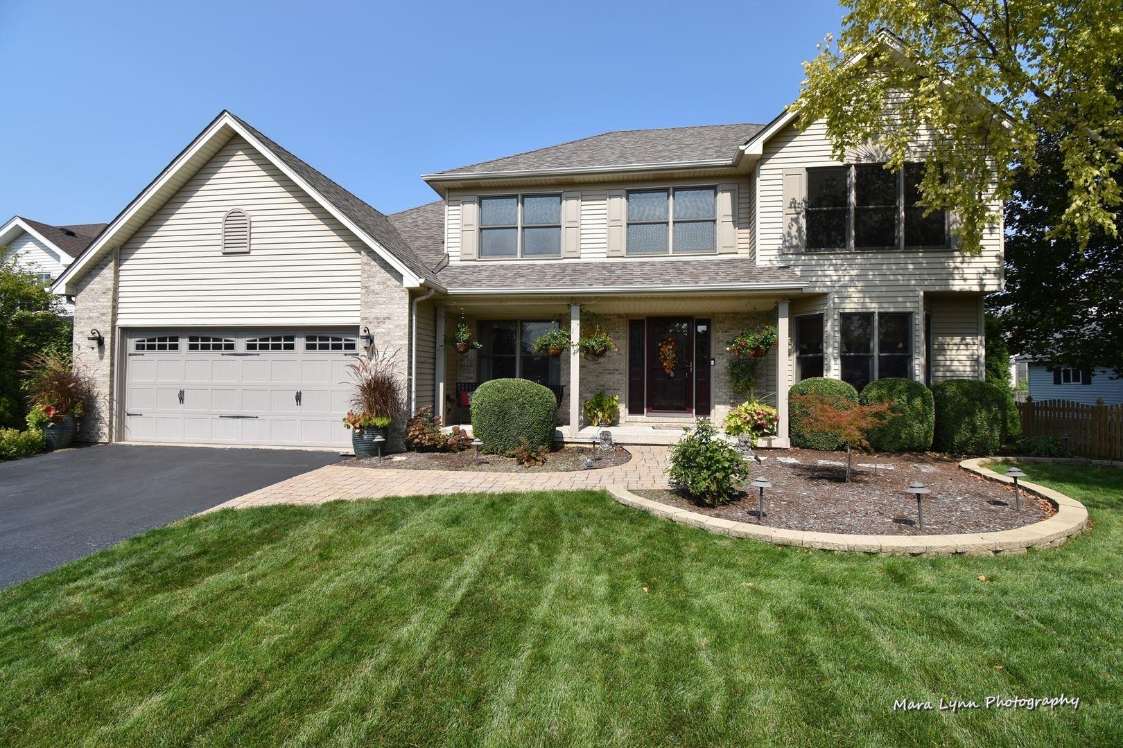 Photo of 452 Windsor Drive, Oswego, IL 60543 (MLS # 10862601)