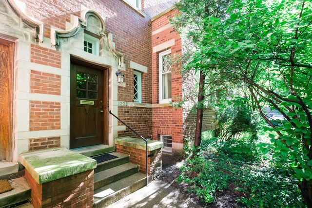 Photo for 1228 East 56th Street, CHICAGO, IL 60637 (MLS # 10422603)
