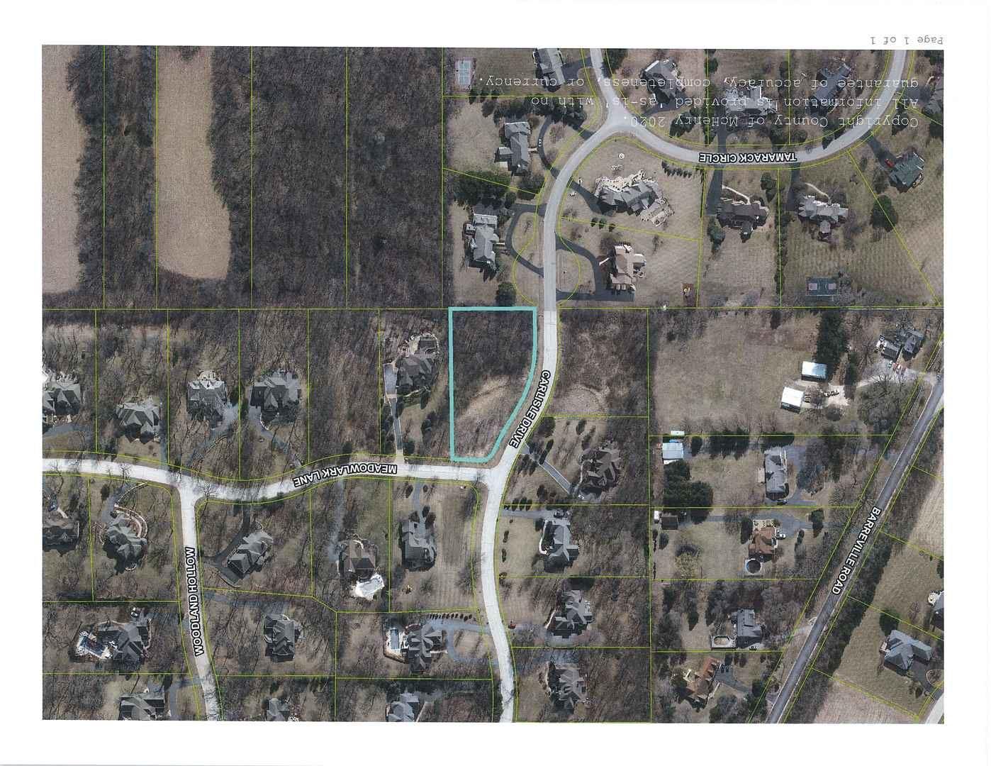 3503 Meadowlark Lane, Prairie Grove, IL 60012 - #: 10846603