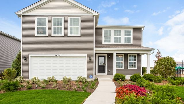 1468 Bayberry Circle, Pingree Grove, IL 60140 - #: 10545604
