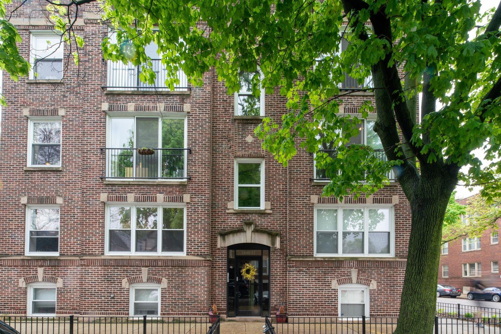 1851 W Newport Avenue #2, Chicago, IL 60657 - #: 10718604