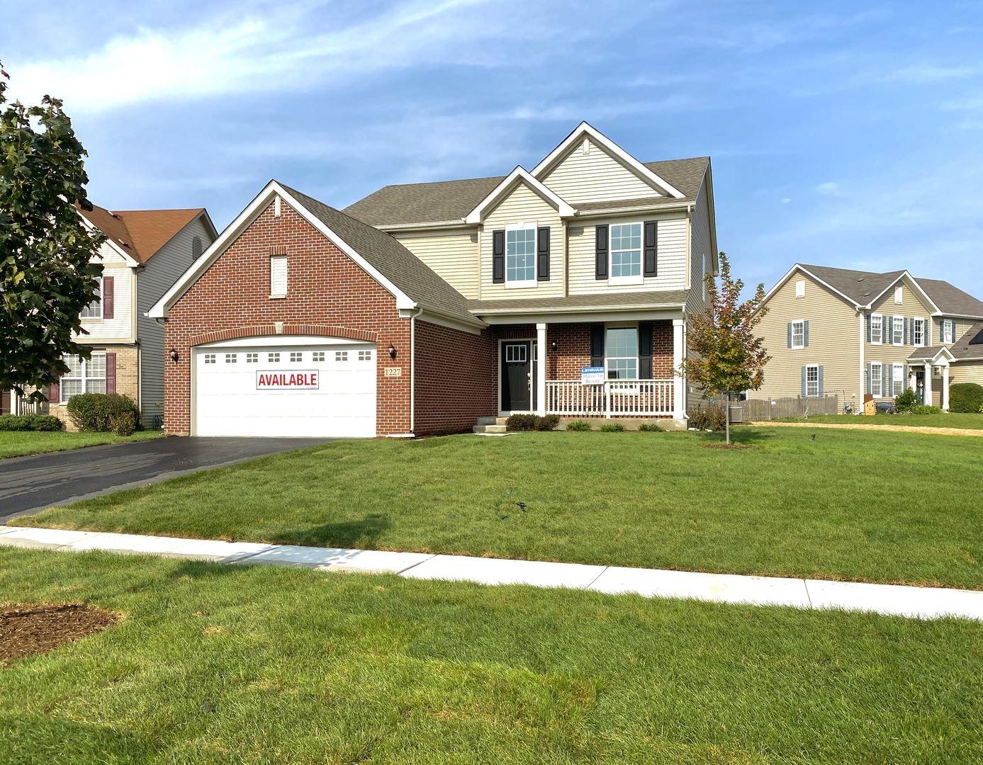 Photo of 1219 Sage Circle, Joliet, IL 60431 (MLS # 10910604)