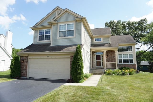 407 Farnsworth Circle, Port Barrington, IL 60010 - #: 10460605