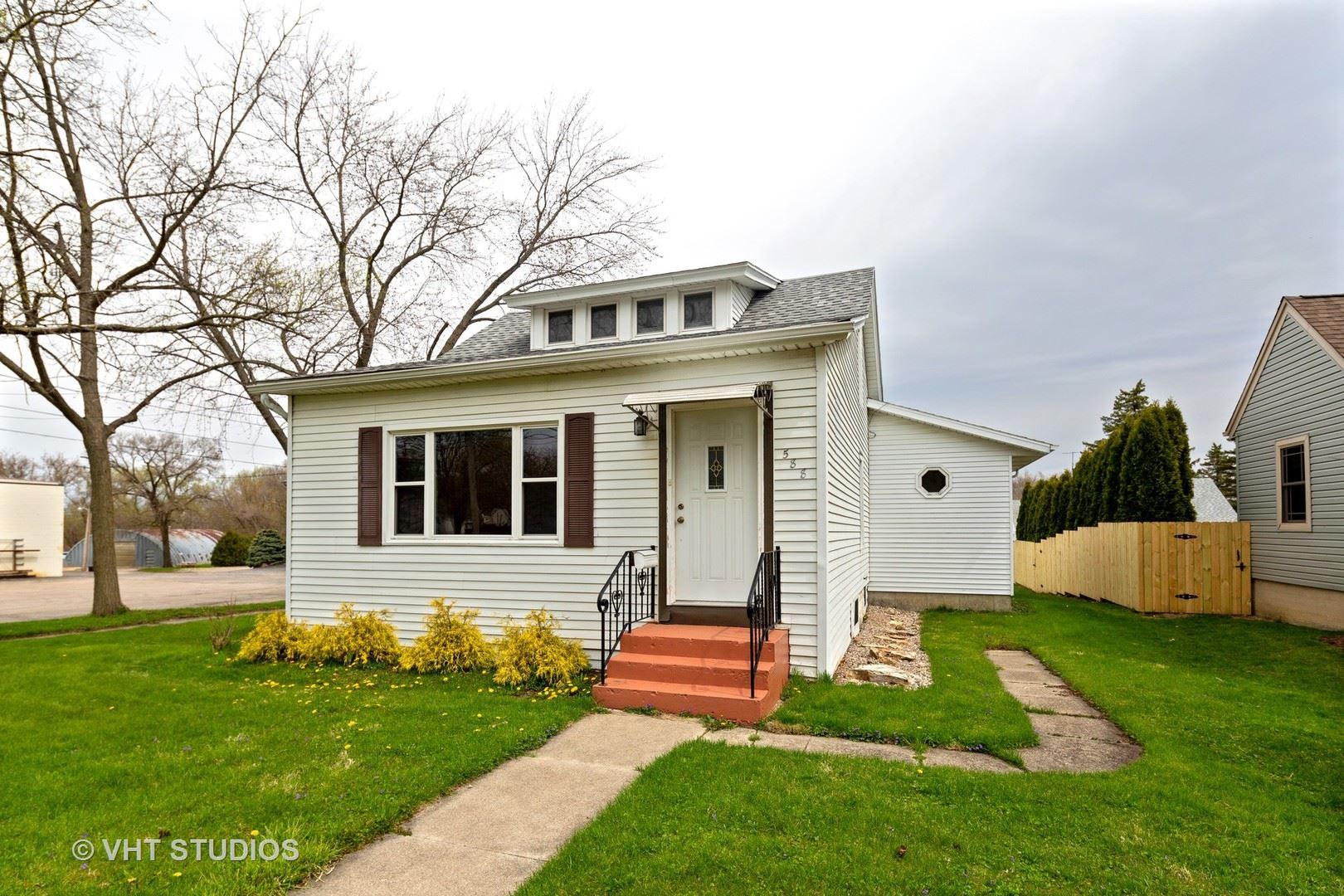 588 Washington Street, Woodstock, IL 60098 - #: 10700605